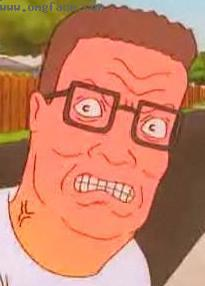 angry,angry hank,king of the hill,angry king of the hill hank,mad hank king of the hill
